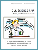 Comprehensive Science Fair Booklet for Students and Teachers