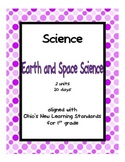 Comprehensive Science Unit: 1st Grade: Earth and Space Science
