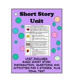 Comprehensive Short Story Unit
