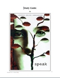 Comprehensive Study Guide for Speak Novel by Laurie Halse Anderson