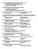 Comprehensive U.S. History Final Exam