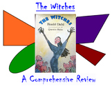 Comprehensive and Ongoing review for Roald Dahl's The Witches