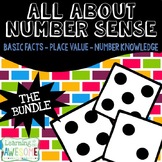Number Sense - Grades K-7 - Basic Facts, Number Knowledge,