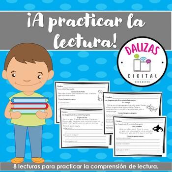Comprensión de lectura | Reading Comprehension (spanish)