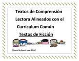 Comprension Lectora Alineada con el Curriculum Comun- Text