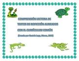 Comprension Lectora de Textos de No Ficcion Alineada con el Curriculum Comun
