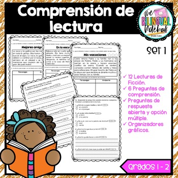 Easy reading comprehension in Spanish