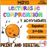 Comprensión de lectura - Reading Comprehension in Spanish - Google classroom