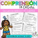 COMPRENSION DE LECTURA SECUENCIA SILABICA/ reading comprehension passages
