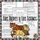 Comprensión lectora: comparar y contrastar MÁS escritura de...
