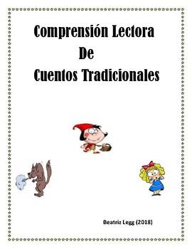 Comprension lectora de cuentos tradicionales alineada con el curriculum comun