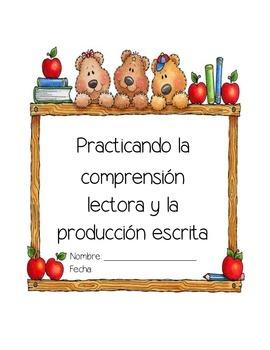 Comprensión lectora y producción escrita (spanish)