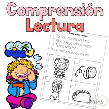 Compression Lectora - Reading Comprehension SPANISH