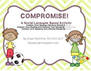 Compromise!  A Social Language Activity