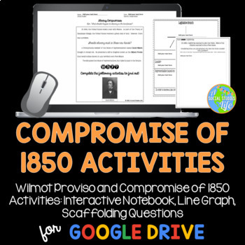 Compromise of 1850 Activities