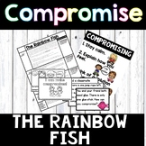 Conflict and Compromising - Social Skills - The Rainbow Fish (Character Ed SEL)