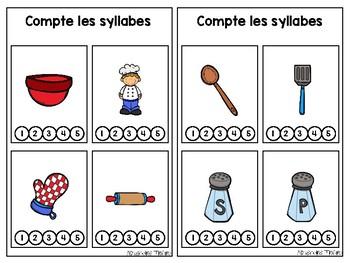 Compte les syllabes