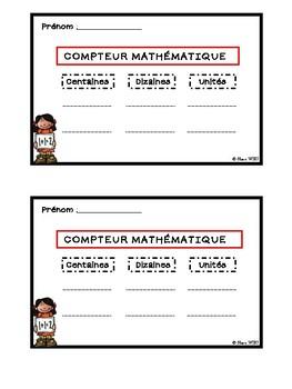 Compteur mathématique