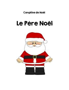 Comptine - Le Père Noël