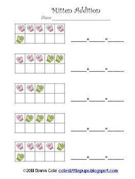Computation Addition Unit - K Common Core and Go Math Aligned