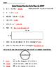 #1 Computation, Area, Perimeter, Data Analysis, Probability, Decimals,