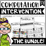 Computation Intervention Bundle