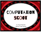 Computation Scoot (2nd Grade MCLASS Math)