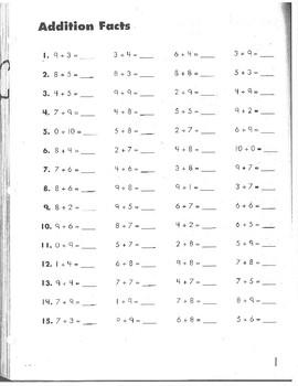 Computation Skills 2 of 10