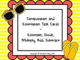Computation and Estimation Gallery Walk/Task Cards