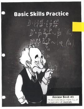 Computation skills 4 of 10