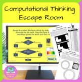 Computational Thinking Escape Room Activity