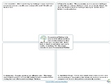 Computational Thinking Graphic Organizer