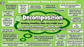 Computational Thinking Ideas