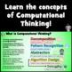 Computational Thinking for KS3