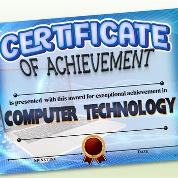 Computer Technology Certificate
