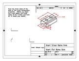Computer Aided Design Drawing