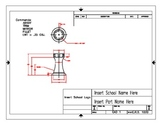 Computer Aided Design Drawing Rook