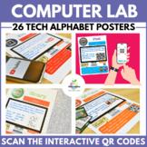 STEM Alphabet Posters (Computer Lab / Coding)