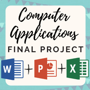 Computer Applications Final Project