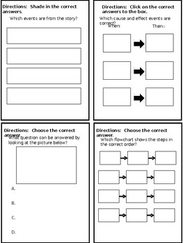 Computer Assessment Question Practice Template