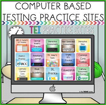 Computer Based Testing Practice Sites (TEI: Technology Enhanced Items)