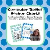 Computer Basics Anchor Charts