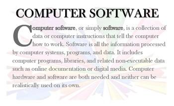 Computer Basics: Hardware, Software & Firmware