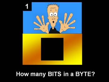 Computer Basics Hollywood Squares PowerPoint Game