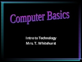Computer Basics PowerPoint