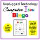 Computer Bingo - Computer Icon Bingo