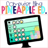 Computer Bling - Pineapple Edition