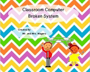 Computer Broken System