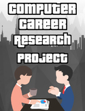Computer Career Research Project (Editable in Google Docs)