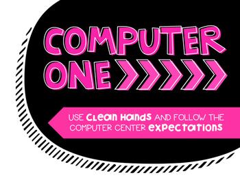 Computer Center Organization